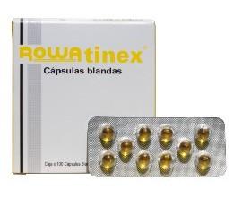 Rowatinex Perlas - Rowa - Droguería Reyes